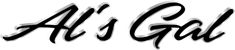 Al's Gal Logo