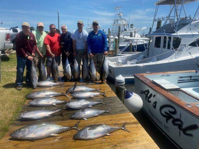 obx fishing charter