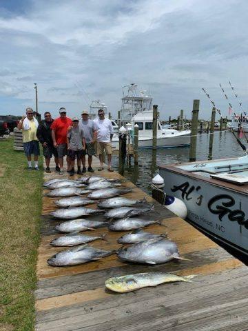 fishing charter near me