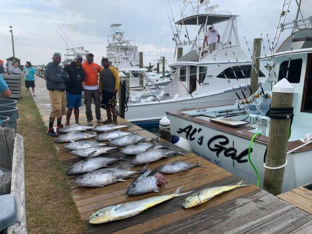 nags head sportfishing charter