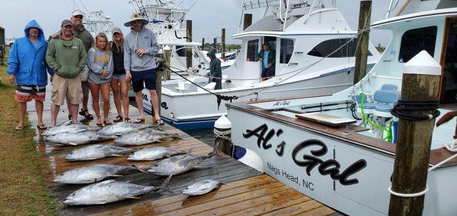 obx fishing