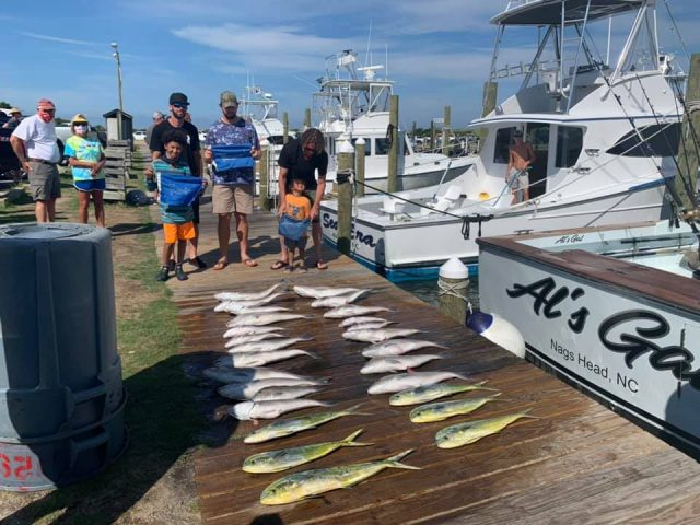 white marlin charter in nags head - outer banks fishing