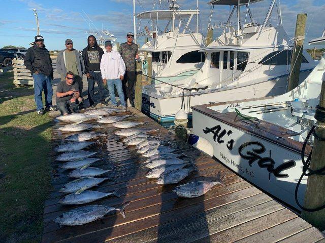 blackfin outer banks fishing