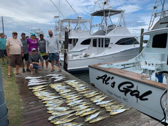 offshore fishing in nags head, nc