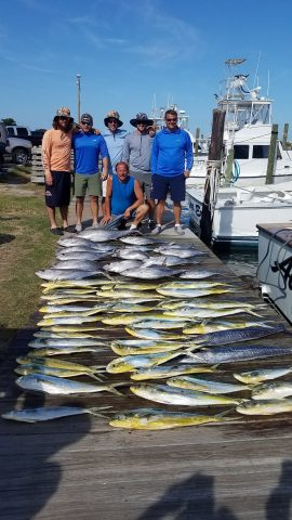 outer banks fishing charter